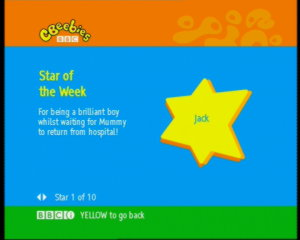 BBCi Star of the Week