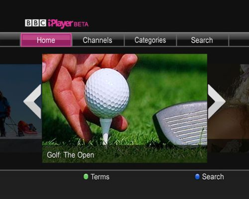 BBC iPlayer on Freesat
