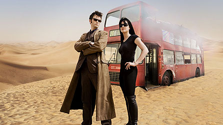 Doctor Who Easter special, and a dodgy 200 bus.
