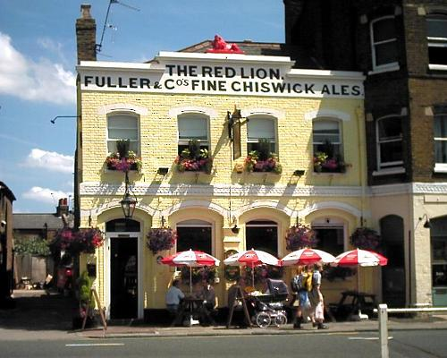 The Red Lion, Ealing