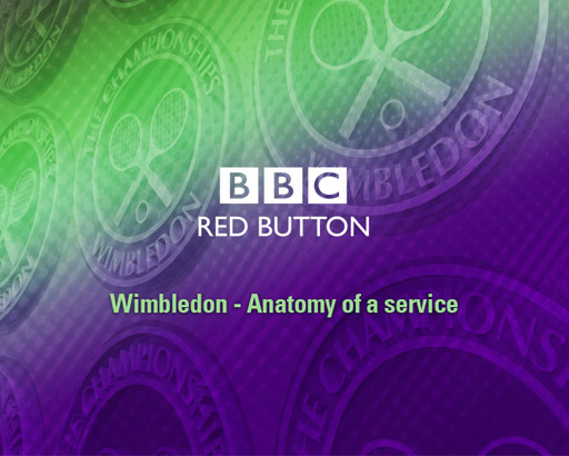 Wimbledon - an anatomy of a service